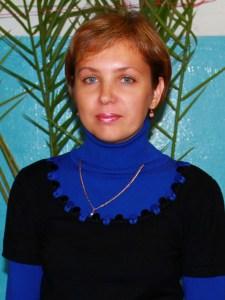 Терёшкина Елена Николаевна
